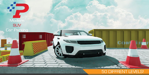 SUV Car Parking Simulator 2021: Parking Game 3D screenshots 3
