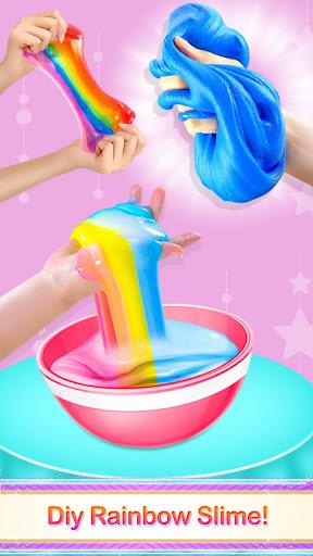 DIY Slime Maker Squishy Jelly ASMR Game apkpoly screenshots 5