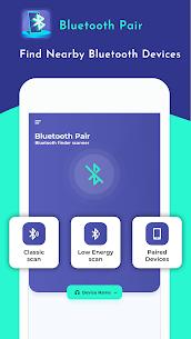 Bluetooth Pair : Bluetooth Finder & Scanner 1.0.2 Mod + APK + Data UPDATED 1
