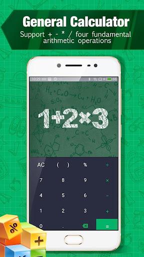 Foto do Calculator - free calculator ,multi calculator app