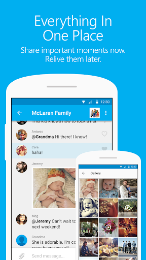 GroupMe 5.52.5 screenshots 2