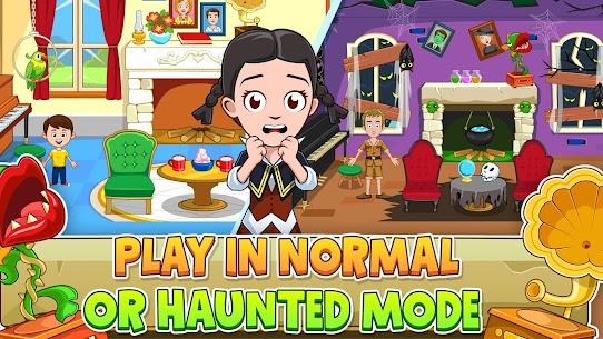 My Town : Haunted House Free (MOD, Unlimited Money) 5