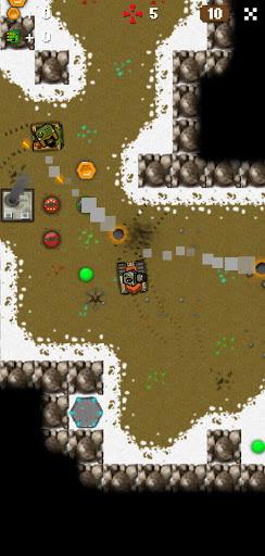 Tank Story: Levels apklade screenshots 2