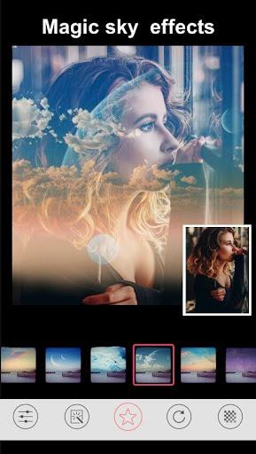 Insta Bokeh Blend-Square Blend Camera Photo Editor 2.18 screenshots 1