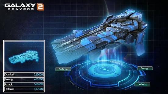 Galaxy Reavers 2 - Space RTS Battle 1.0.961 Screenshots 2