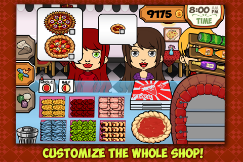 My Pizza Shop - Italian Pizzeria Management Game  Screenshots 3