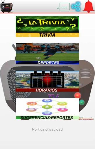 Foto do Todo Deportes Tv.
