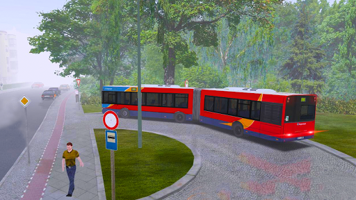 Metro Euro Bus Game 21:City Bus Drive Simulator 21  screenshots 3