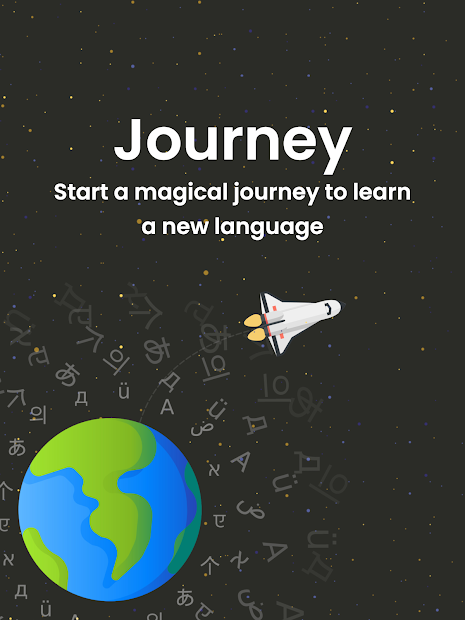 Journey! Learn Languages screenshot 8