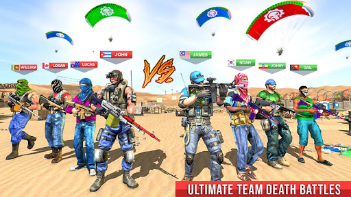 Fps Shooting Strike - Counter Terrorist Game 2019 1.0.28 screenshots 15