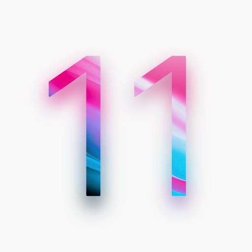 iOS 11 - Icon Pack APK