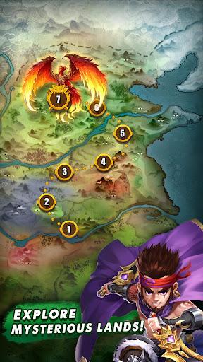 Three Kingdoms & Puzzles: Match 3 RPG screenshots 4