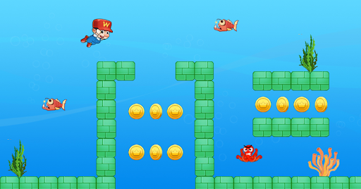 Super Bino Go 2 - New Adventure Game 2020 1.4.8 screenshots 5