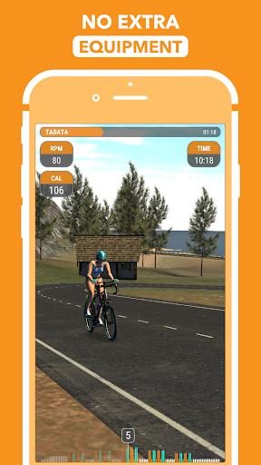 CycleGo - Indoor Cycling Workouts 3.4.1 Screenshots 5