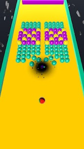 Holio Ball BlackHolle Color Hack for Android and iOS 4