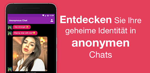 Chatten online anonym Personal Anonymity