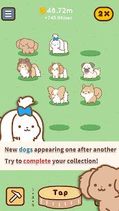 All star dogs – merge puzzle game 1.2.2 [MOD APK] Latest 3