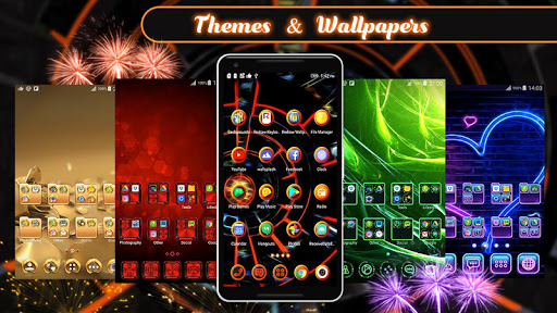 3D 2021 Theme For Android 1.296.1.75 Screenshots 1