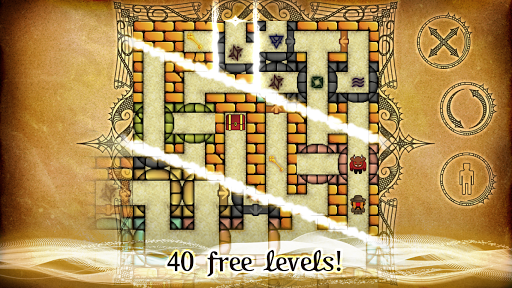 Dungeon Reaver: Maze Puzzle Game goodtube screenshots 3