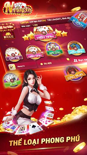 NPLAY: Game Bu00e0i Online, Tiu1ebfn Lu00ean MN, Binh, Poker.. screenshots 2