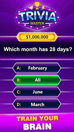 TRIVIA Master - Free Word Quiz Brain Test Game  screenshots 5