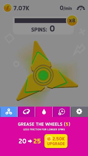 Fidget Spinner 1.3.4 screenshots 4