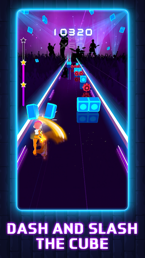 Beat Blader 3D: Dash and Slash! screenshots 4