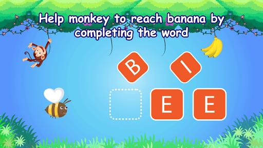 Kindergarten kids Learn Rhyming & Sight Word Games apkdebit screenshots 5