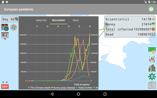 Pandemic  screenshots 19