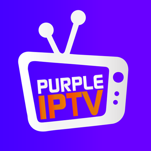 Baixar IPTV Smart Purple Player - No Ads