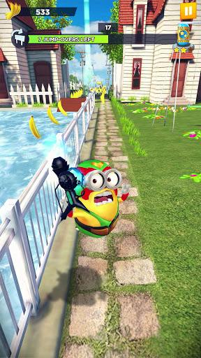 Download Minion Rush: Despicable Me Official Game mod apk 1
