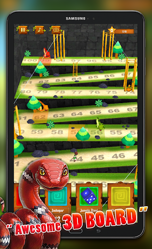 Snakes and Ladders 3D Multiplayer  screenshots 8