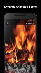 Real Fire Live Wallpaper For Pc – Free Download – Windows And Mac 2