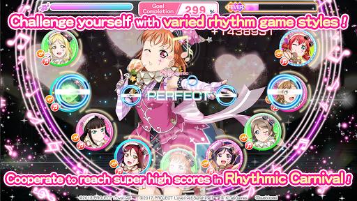 Love Live! School idol festival- Music Rhythm Game 7.1.0 screenshots 5