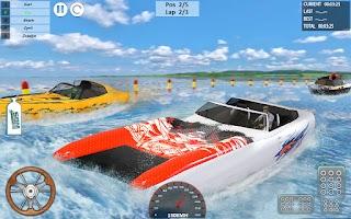 Xtreme Boat Racing 2019: Speed Jet Ski Stunt Games