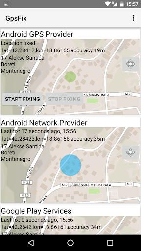 GPS Fix 1.32 Screenshots 2