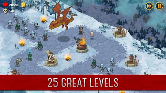 Throne Offline Mod Apk (Unlimited Money/Diamonds) 3