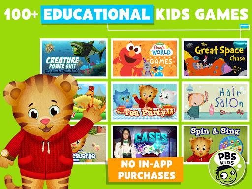 PBS KIDS Games 2.5.1 screenshots 6