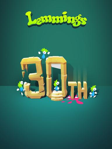 Lemmings - Puzzle Adventure  screenshots 9