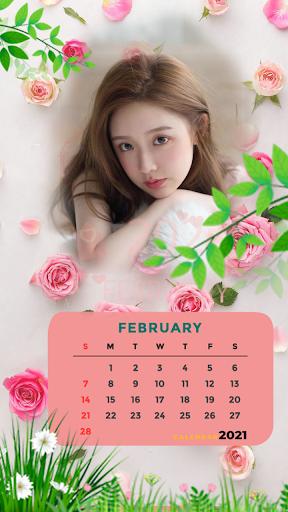 Frame Calendar 2021  Screenshots 2