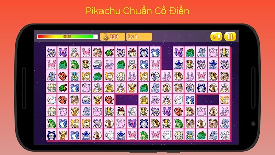 Pikachu Classic 3