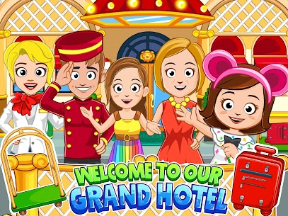 My Town : Hotel For Android [Paid, MOD] 6
