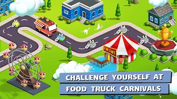 Food Truck Chef™ Emily's Restaurant Cooking Games