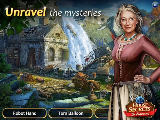 Hidden Object Games: House Secrets The Beginning 1.2.37 apktcs 1