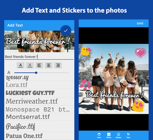 Cupace - Cut and Paste Face Photo 1.3.5 Screenshots 6