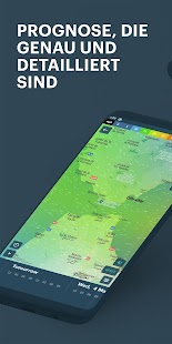 Windy.app - Wind, Wellen, Gezeiten Screenshot