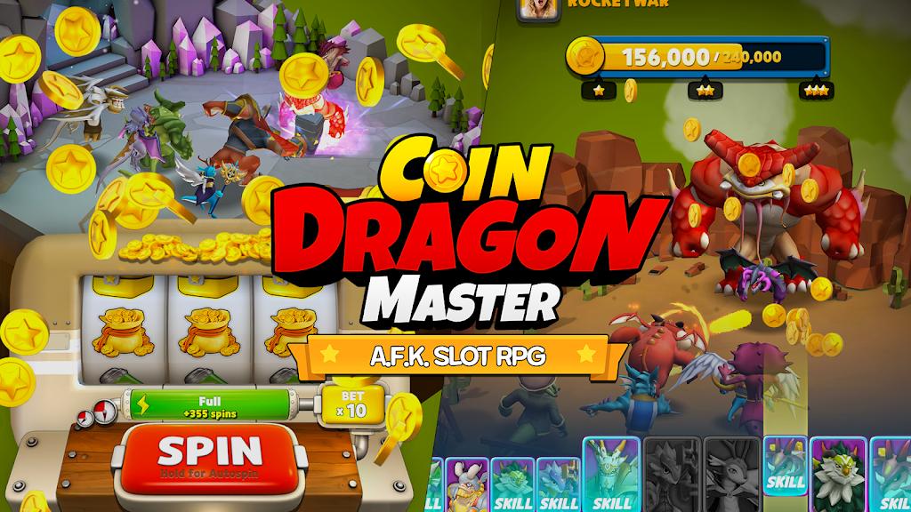 Coin Dragon Master - AFK RPG poster 7