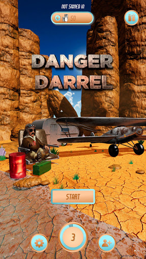 Danger Darrel - Endless Airplane Action Adventure  screenshots 6