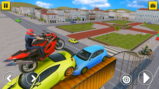 Moto Bike Stunts Race 2020: Free Motorcycle Games 1.8 screenshots 2