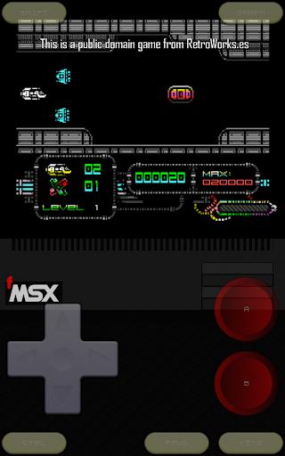 fMSX - Free MSX Emulator  screenshots 14